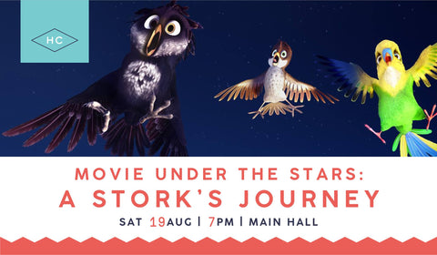 Movie Under The Stars @ Hollandse Club