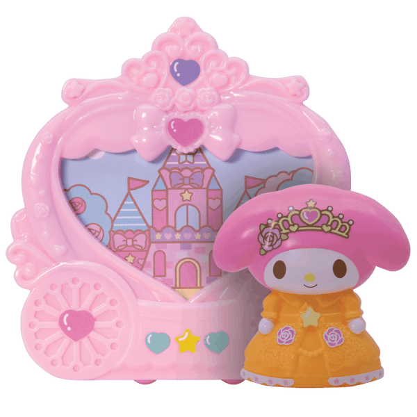 2. My Melody Princess Carriage (18-24 June)