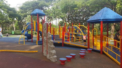 West Coast Park Playground