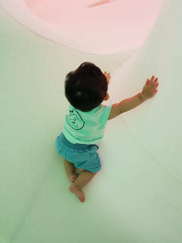 BYKidO Moments: Mummy Leona and Little Baby L Go Exploring Baby Spaces!