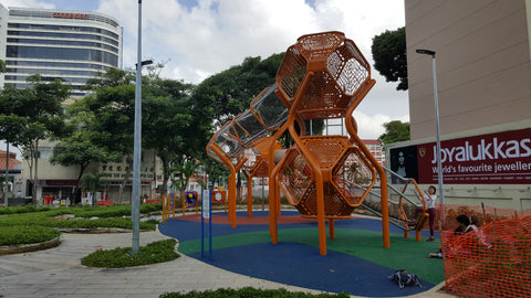 City Square Mall - New Playground Extension