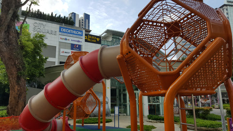 City Square Mall Playgrounds