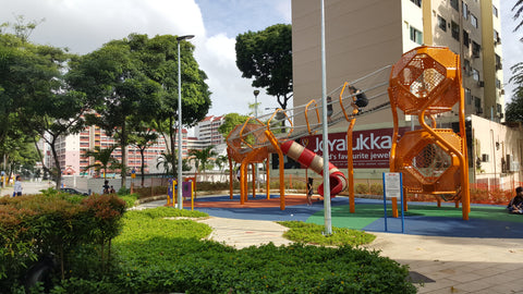 City Square Mall Playground