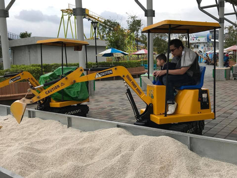 BYKidO Moments: A Trip to Taiwan! - Taipei Children's Amusement Park
