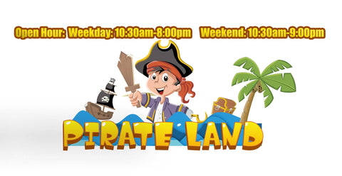 Pirate Land Centrepoint