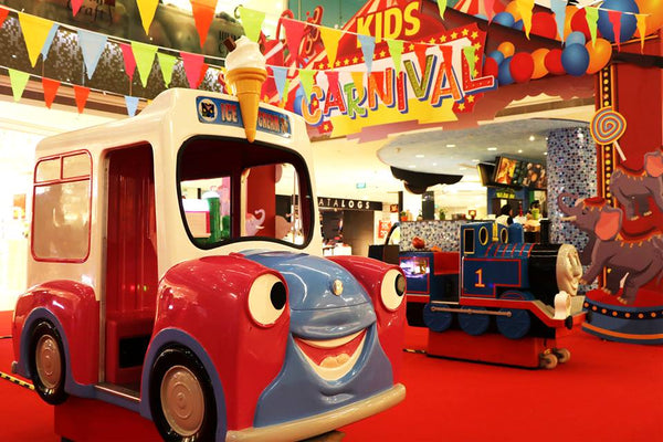 Things to do this Weekend: Have a Ball @ the I12 Katong Kids Carnival with Your Little Ones!