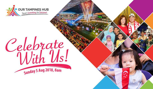 MUST GO: Our Tampines Hub – Celebrate with Us!