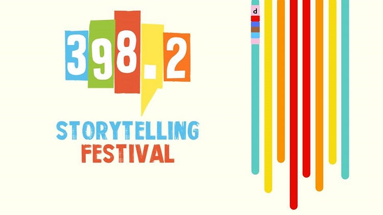 Year-End Holidays 2019 - 398.2 Storytelling Festival