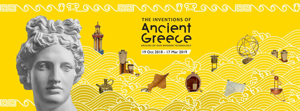 The Inventions of Ancient Greece