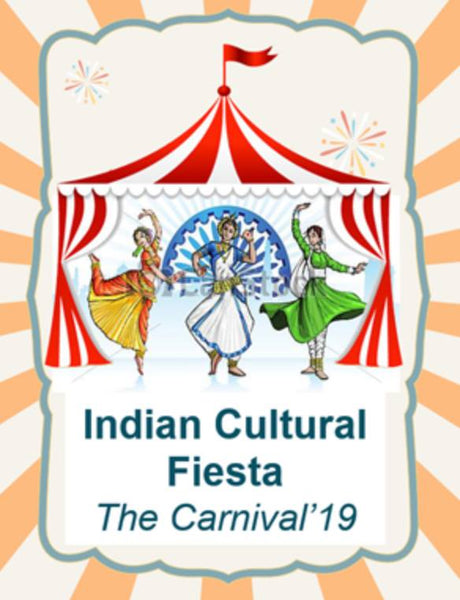 Revel in the Festivities at Indian Cultural Fiesta 2019!