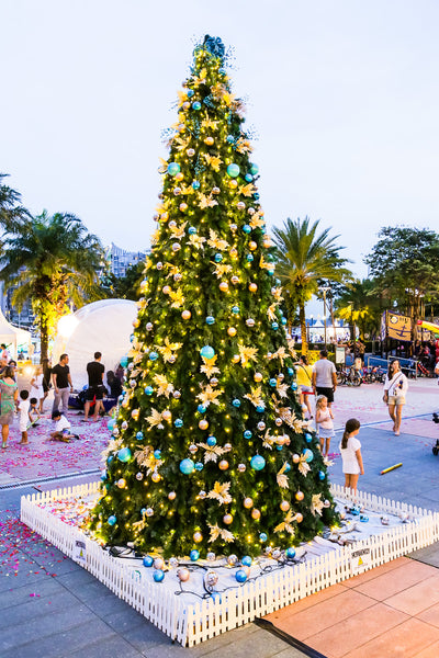 3m tall christmas tree