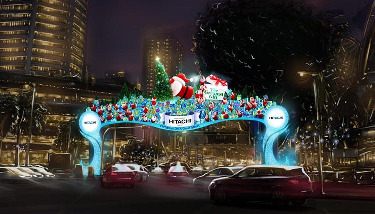Christmas on A Great Street | Rides, Treats, Live Acts, & Dazzling Decors!