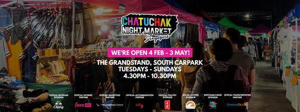Chatuchak Night Market Singapore