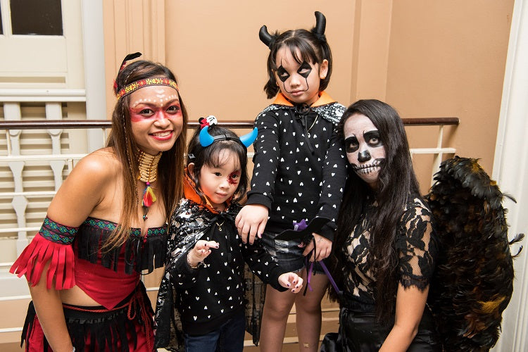 Kids-friendly Halloween Events - ACM After Dark
