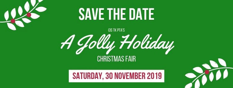 Year-End Holidays 2019: A Jolly Holiday Christmas Fair