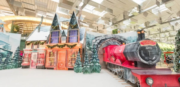 A Wizarding World Holiday at Changi