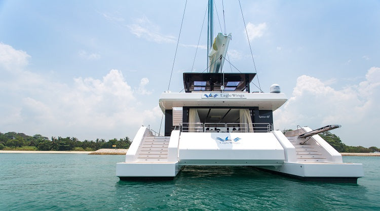 Sea-cations by ONE15 Luxury Yachting - Eagle Wings 1