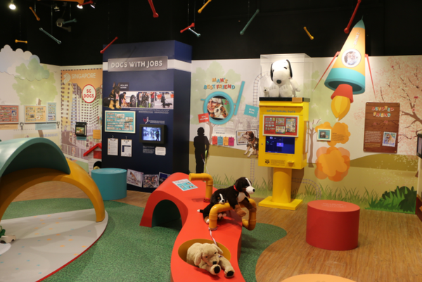 Things to do this Weekend: Learn All About Dogs with Your Little Ones @ Singapore Philatelic Museum!