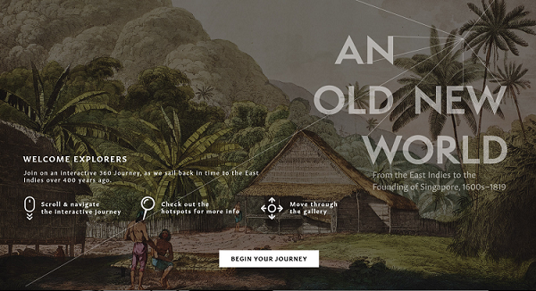 An Old New World: Digital Edition