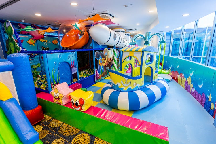 Aquarius Cove Indoor Playground