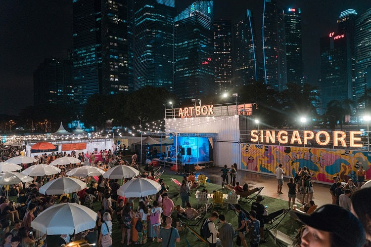 Year-End Holidays 2019 - Artbox Singapore