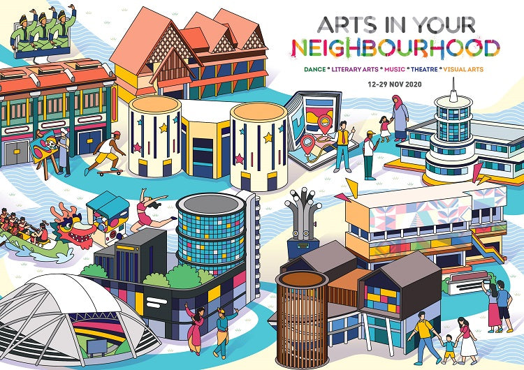 Arts in Your Neighbourhood 2nd Season