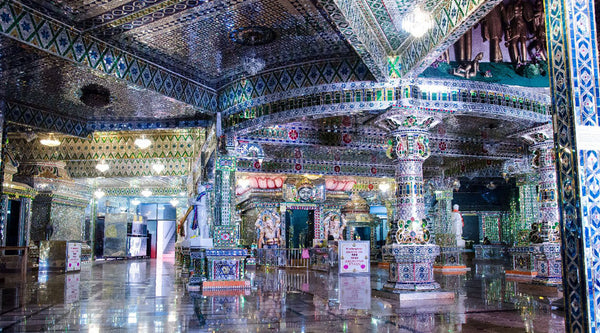 10 Family-Friendly Attractions to Visit in Johor  - Arulmigu Sri Rajakaliamman Glass Temple