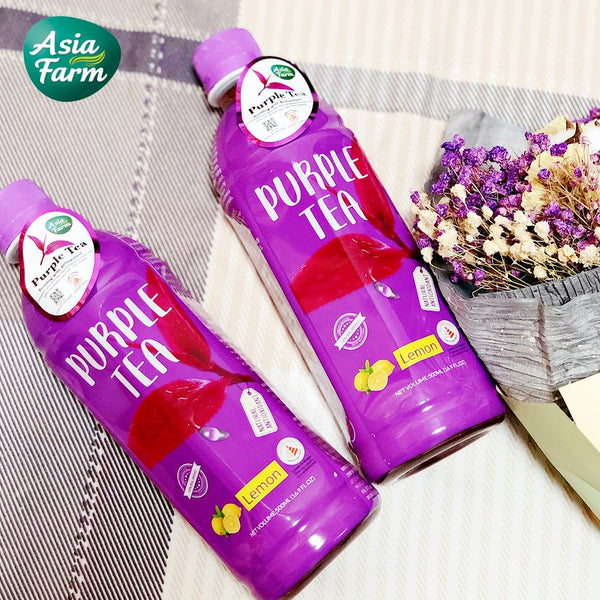 Asia Farm Purple Tea Giveaway