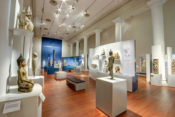 Get Familiar with the Different Cultures of Asia at Asian Civilisations Museum