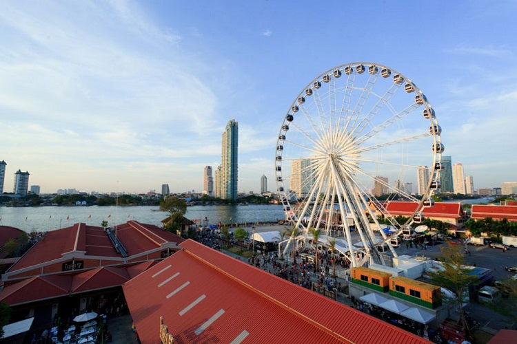 Asiatique Ferris Wheel – Thailand