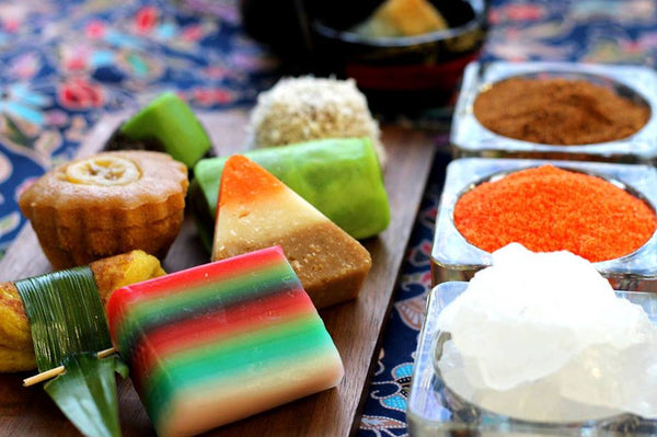 6 Foodie Experience to Not Miss at this Singapore Food Festival! - Savour Your Heritage Kuehs