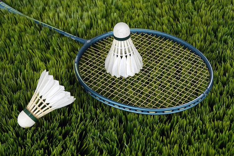 Play a Match of Badminton