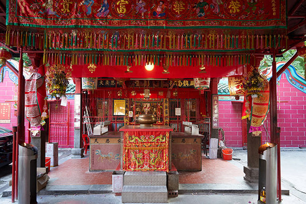 Balestier Heritage Trail – Faith, Film and Food - Goh Chor Tua Pek Kong Temple