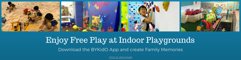 BYKidO App Free Indoor Playground