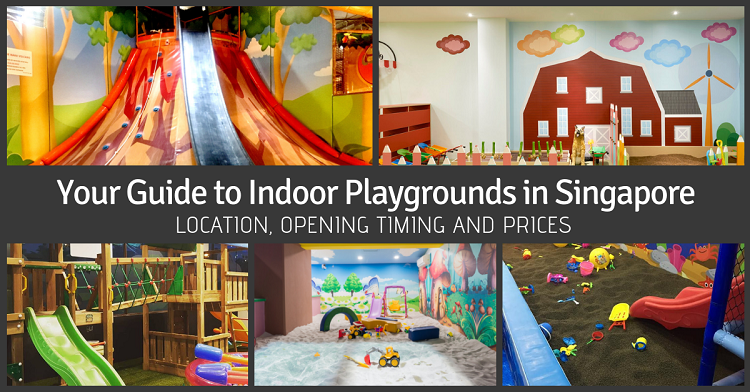 List of indoor playgrounds in Singapore
