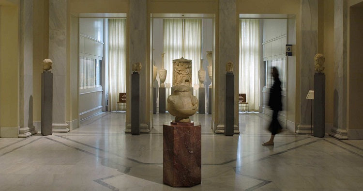 Noteworthy Museums to Explore from Home - Benaki Museum