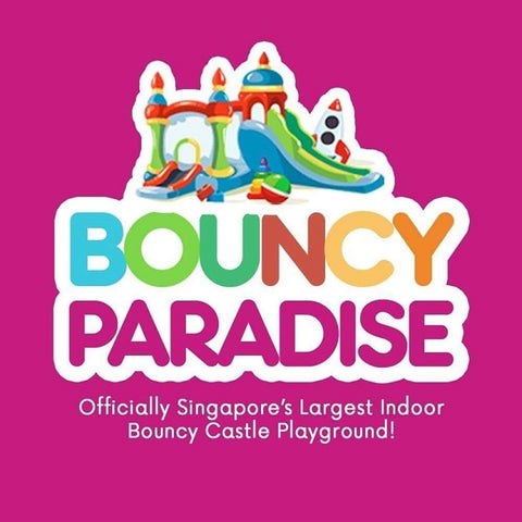 Hit up the Bouncy Paradise with Your Little Tots!