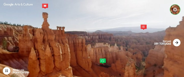 Bryce Canyon National Park | Utah Virtual tour