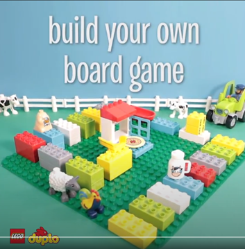 Build your own board game