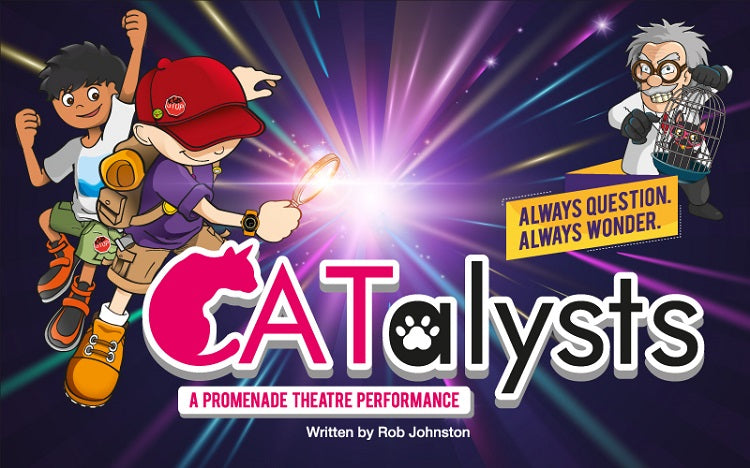 Get Your Tickets for CATalysts Before it's Sold-Out!