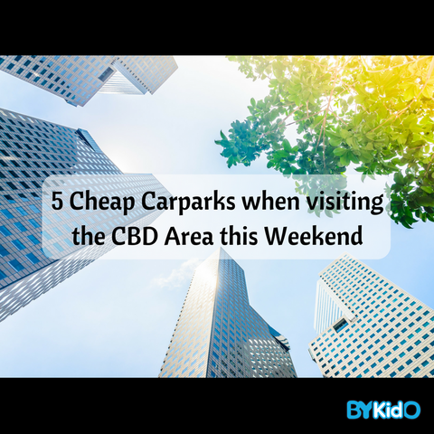 5 Cheap Weekend Carparks at the CBD