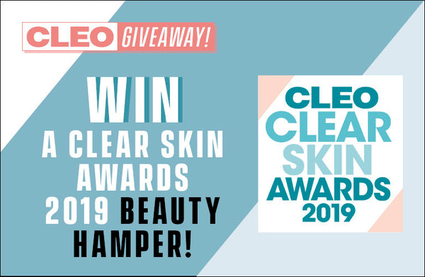 CLEO Clear Skin Awards 2019 Hamper
