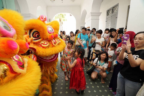 Things to do this Weekend: Usher in the Lunar New Year with Your LOs @ Museums Across the City! - SAM