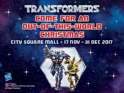 Things to do this Weekend: Celebrate Christmas in Malls - City Square Mall