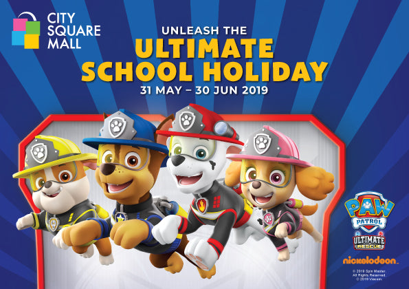 Paw Patrol @ City Square Mall,Meet & Greet