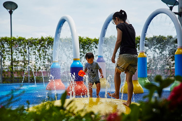Free Outdoor Playgrounds in the North - Causeway Point