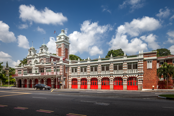Tour the Central Fire Station
