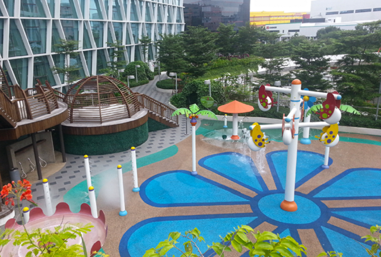 Changi City Point | The 3 House Playground