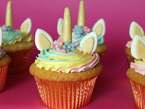 Chantilly Culinary Studio Pizza and Unicorn Cupcakes - Parent and Child