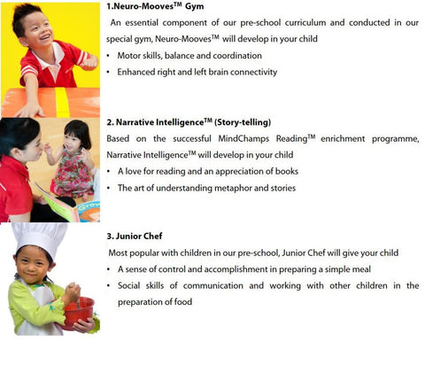 MindChamps Childminding